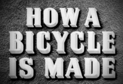 How a Bicycle is Made…in 1942
