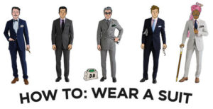 How to: Practical Advice for Wearing a Suit