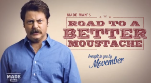 How to Grow a Mustache with Nick Offerman