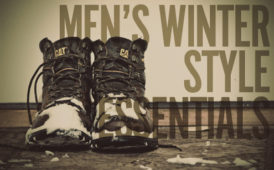 6 Men's Style Essentials for Winter
