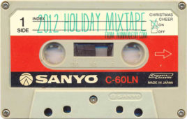 Free Music: ManMade's 2012 Rock and Roll Holiday Mixtape