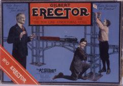 Celebrating 100 Years of the Erector Set