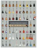 A Visual Compendium of Famous Guitars