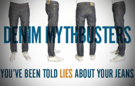 Denim Mythbusters: What You Should Never Do to Good Jeans