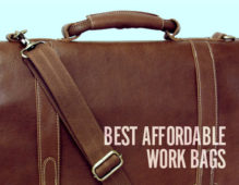 The New Briefcase: 7 Stylish, Affordable Options for Every Type of Career