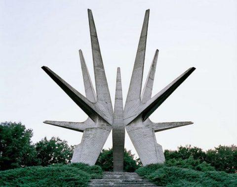 Abandoned Yugoslavia Monuments