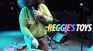 The Gear: How Reggie Watts Creates His Unique One-Man Music Experience