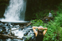 Waterfalls of the Columbia Gorge