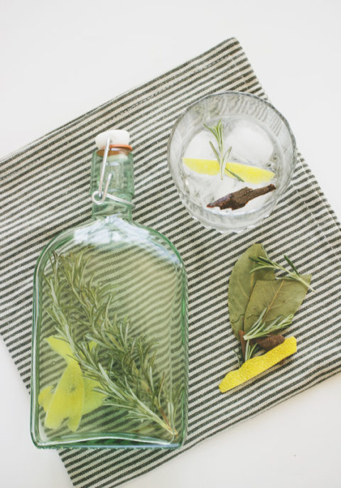 How to infuse your own spirits