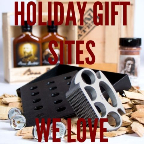 Holiday Gift Sites We Love