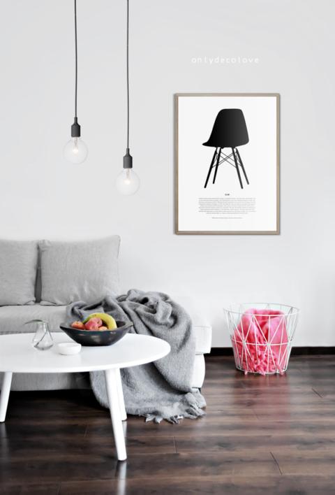 Eames Chair printable
