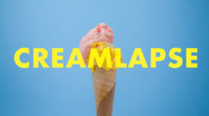 Creamlapse: A Mesmerizing Time-Lapse Video of Melting Frozen Treats