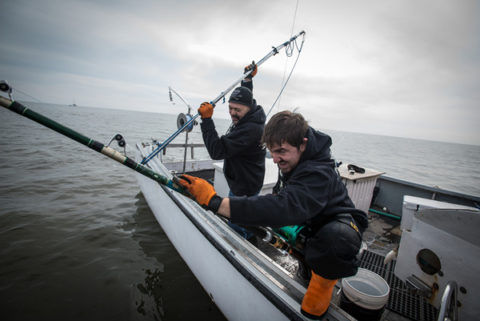 Wicked Tuna: North vs. South premiers on the National Geographic Channel on Sunday, August 17 at 10/9 c