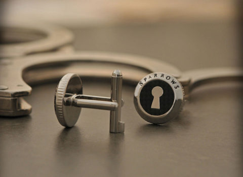 Sparrow Uncuff Links