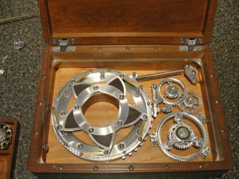 Amazing Ring Box