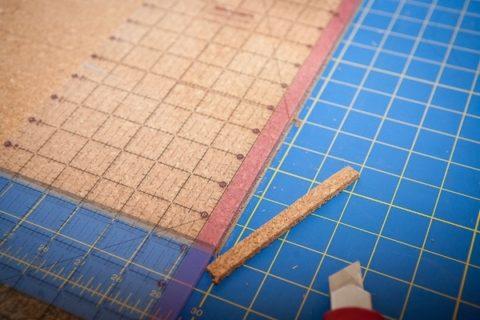 Cutting Cork