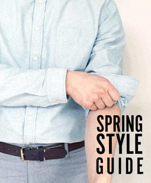 ManMadeDIY Spring Style Guide