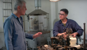 The Beautiful Lost Art of Bookmaking, Revitalized [with Anthony Bourdain]