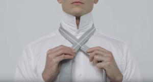 How to Tie a Half-Windsor Tie Knot