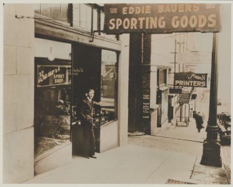 Eddie Bauer Sports Store