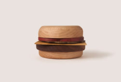 The Process: A DIY Wooden Cheeseburger (Free Downloads Inside)