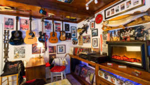 """How """"Man Caves"""" Took Over America's Basements"""