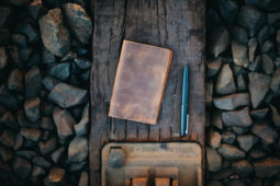 Inspired To Write: Bull + Stash Leather Notebooks