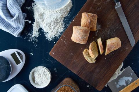 Baking supplies for the beginner