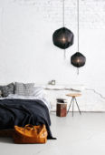 The Masculine Home: 5 Ideas to Create Simple Vignettes