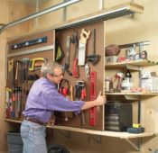 Amazing Storage and Organization Solutions for the Small Workshop
