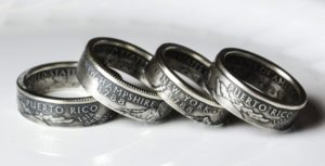 Weekend Project: How to Make a Ring from a Quarter
