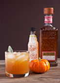 """How to """"Pumpkin Spice"""" Any Bottle of Booze"""