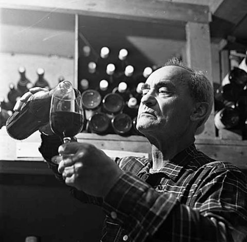 Angelo_Pellegrini_pouring_wine_1965_large.jpg