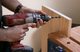 How to Drill, Saw, Plane, or Do Almost Anything Straighter