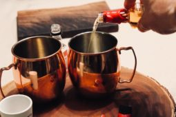 Your New Favorite Fall Cocktail: How to Make a Harvest Mule