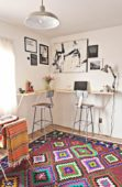 A New Twist on the DIY Standing Desk – How to Build a Wall-Mounted Work Station