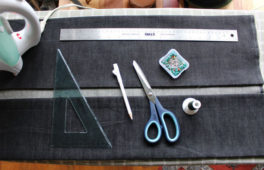 How to: Make a Custom, Heavy Duty Tool Roll to Carry Your Tools Anywhere