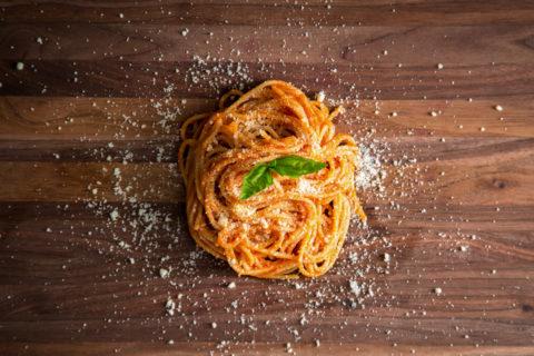 best weeknight tomato sauce