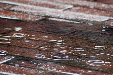 How to drain your patio with a channel drain