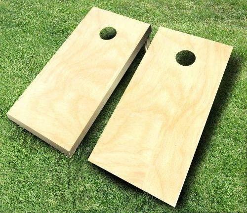 cornhole board corn hole game