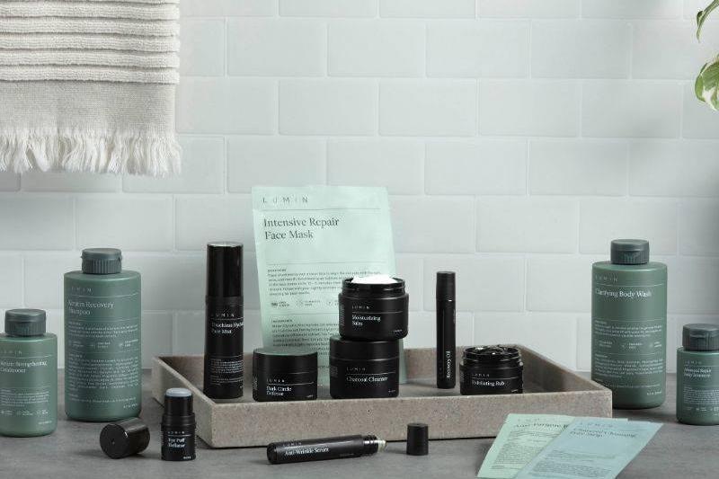 Lumin Skincare full starter pack