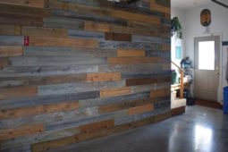 How To: Make Your Own Reclaimed Wood Wall