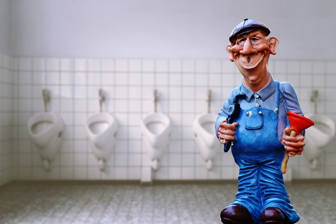 Getting a toilet unclogged doesn't mean it's time for a professional to come in.