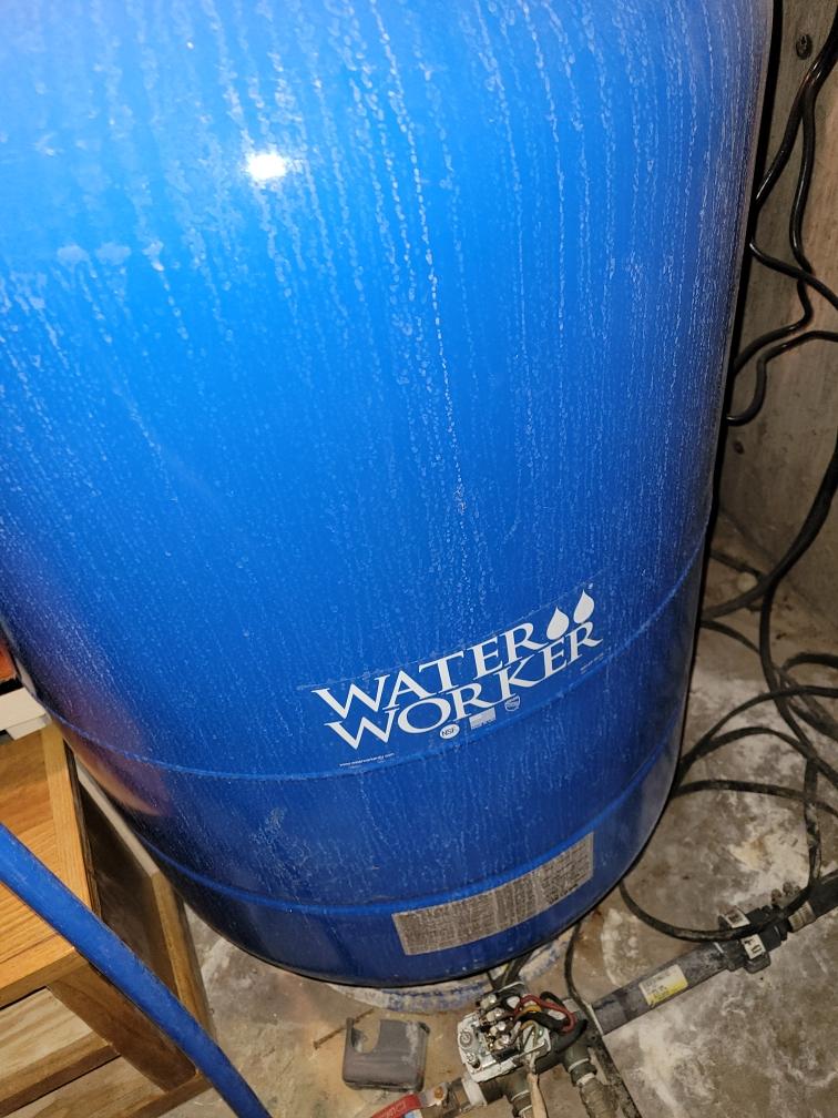 pressure tank water
