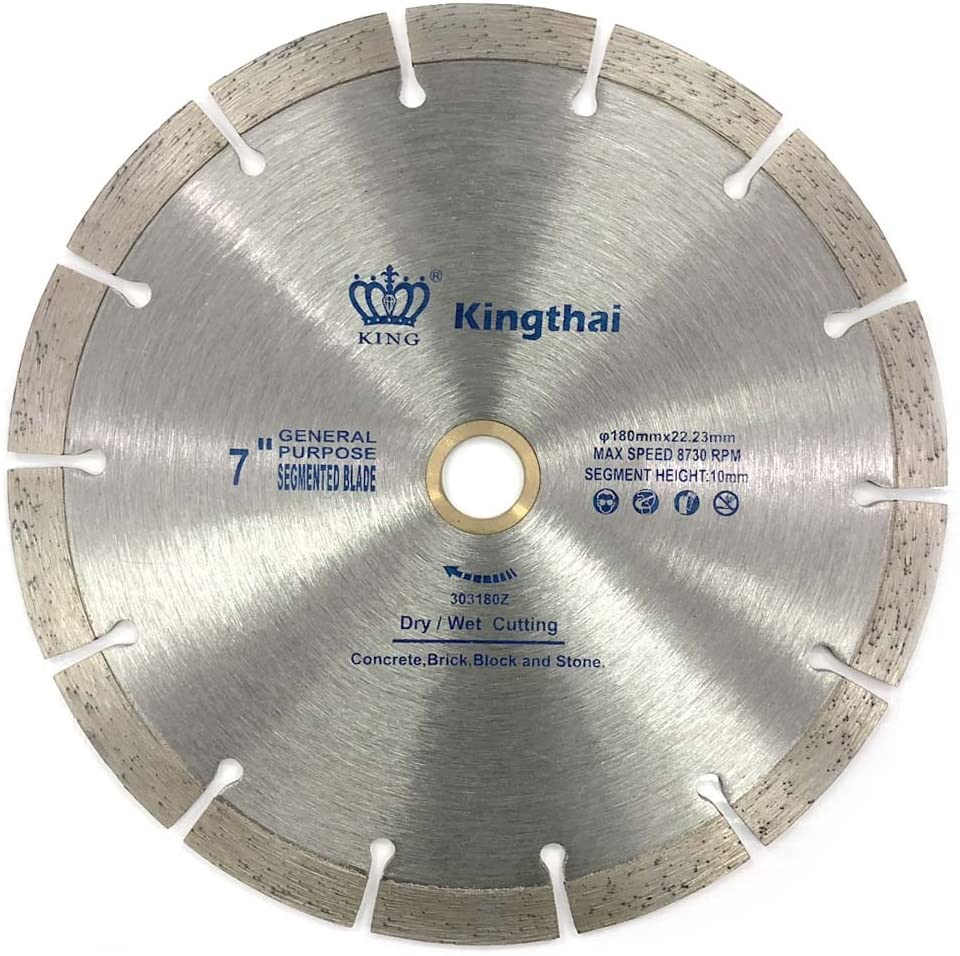 concrete saw diamond blade