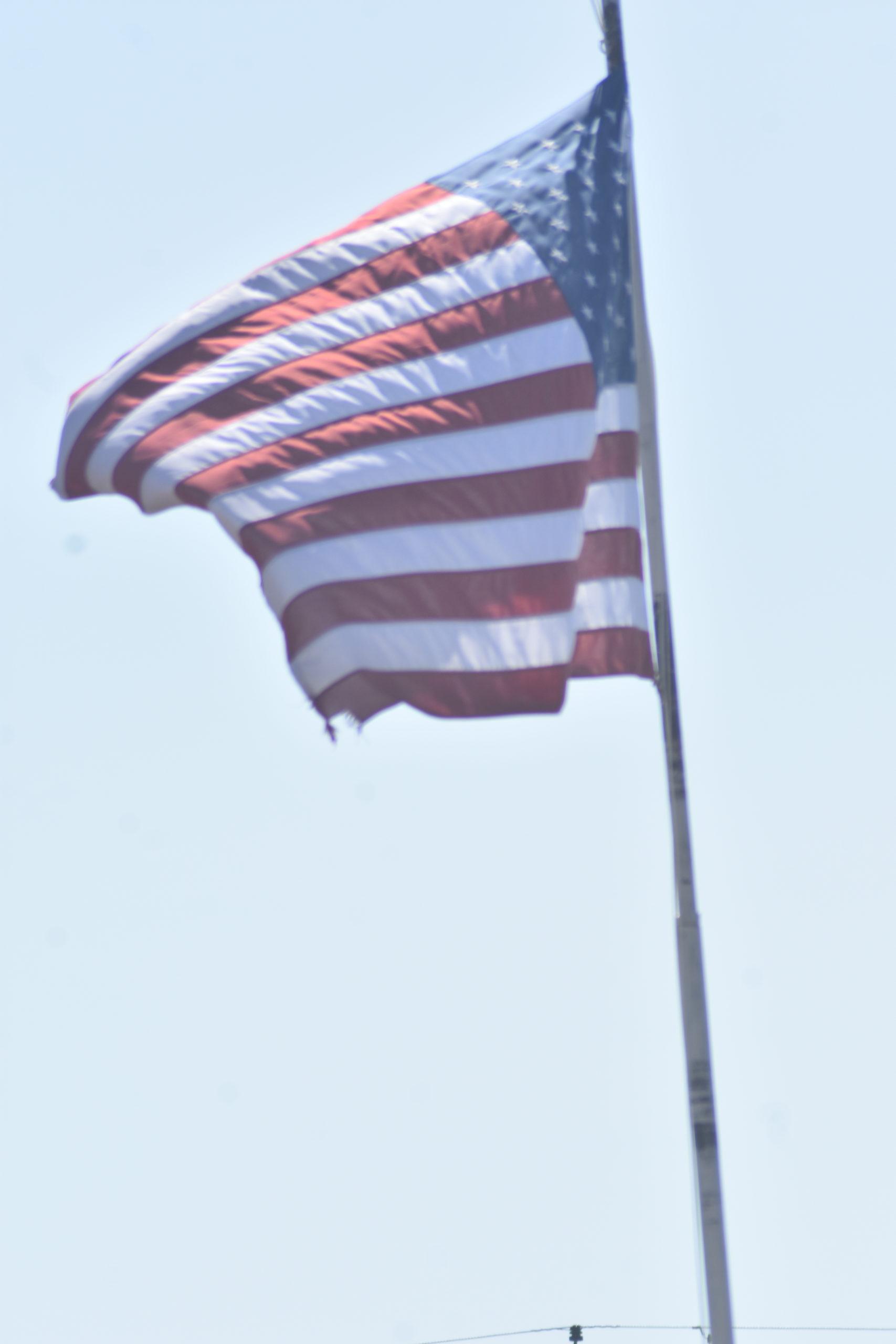 flag flagpole