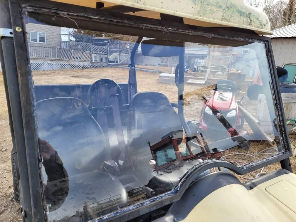 utv windshield plexiglass