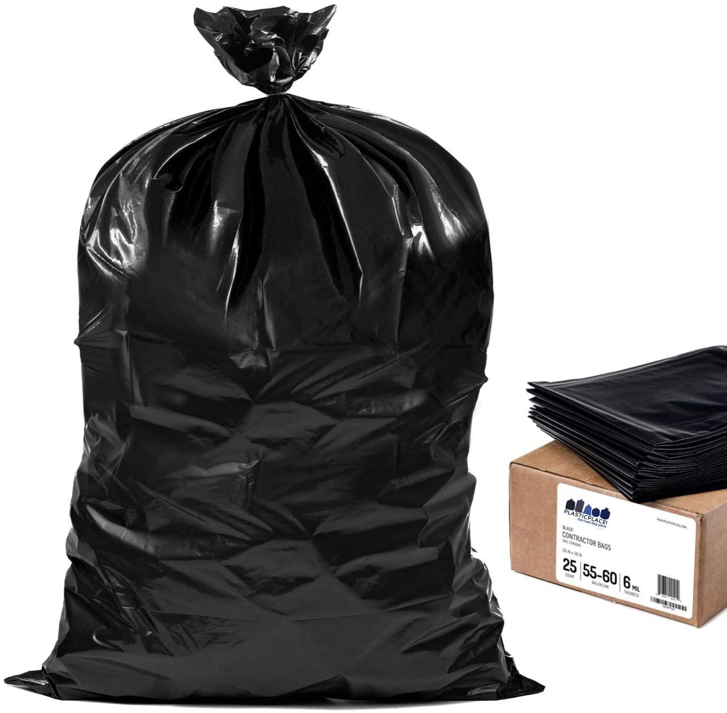 vermiculite trash bags