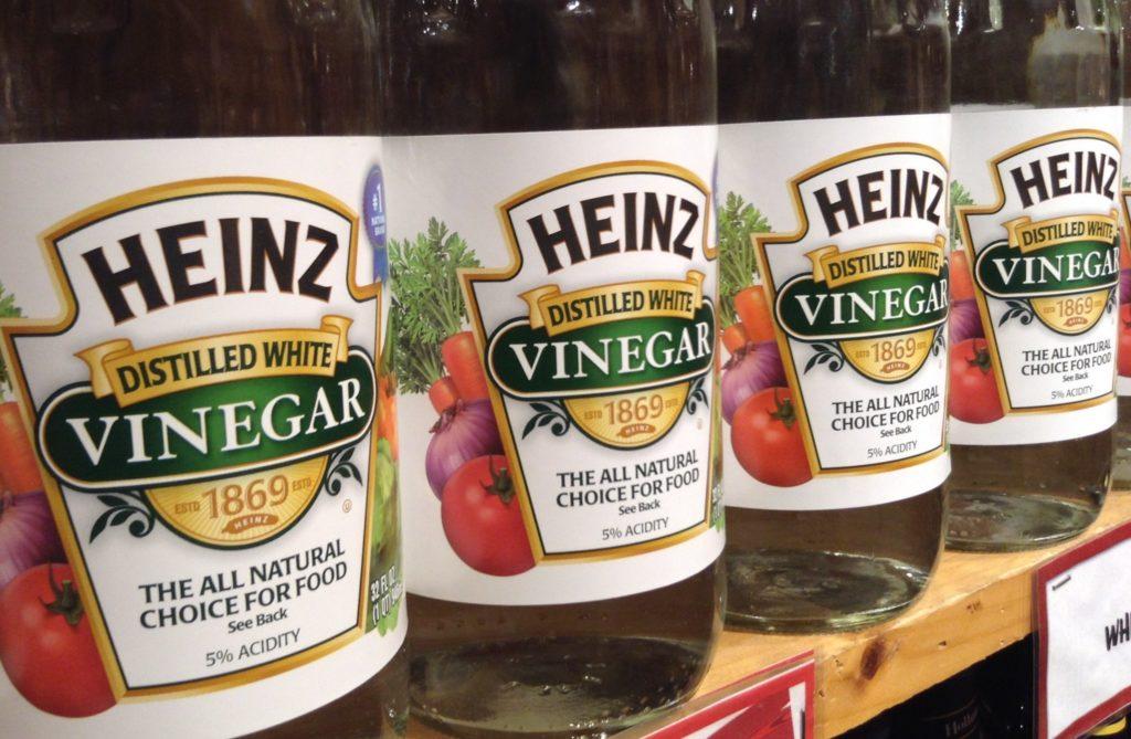 heinz white vinegar bottles