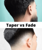Taper vs Fade Haircut: What's The Difference?
